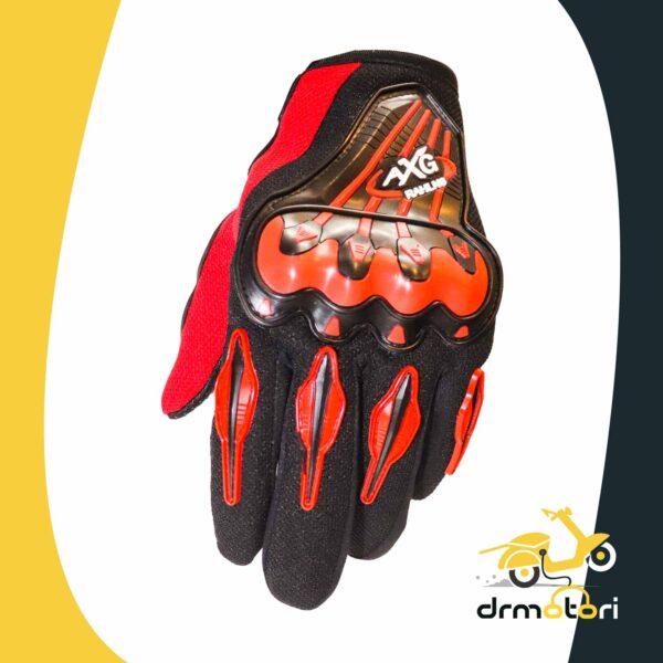 دستکش موتورسواری محافظ دار