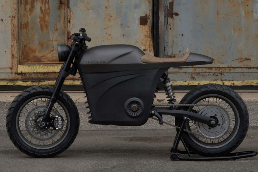 موتورسیکلت برقیtarform