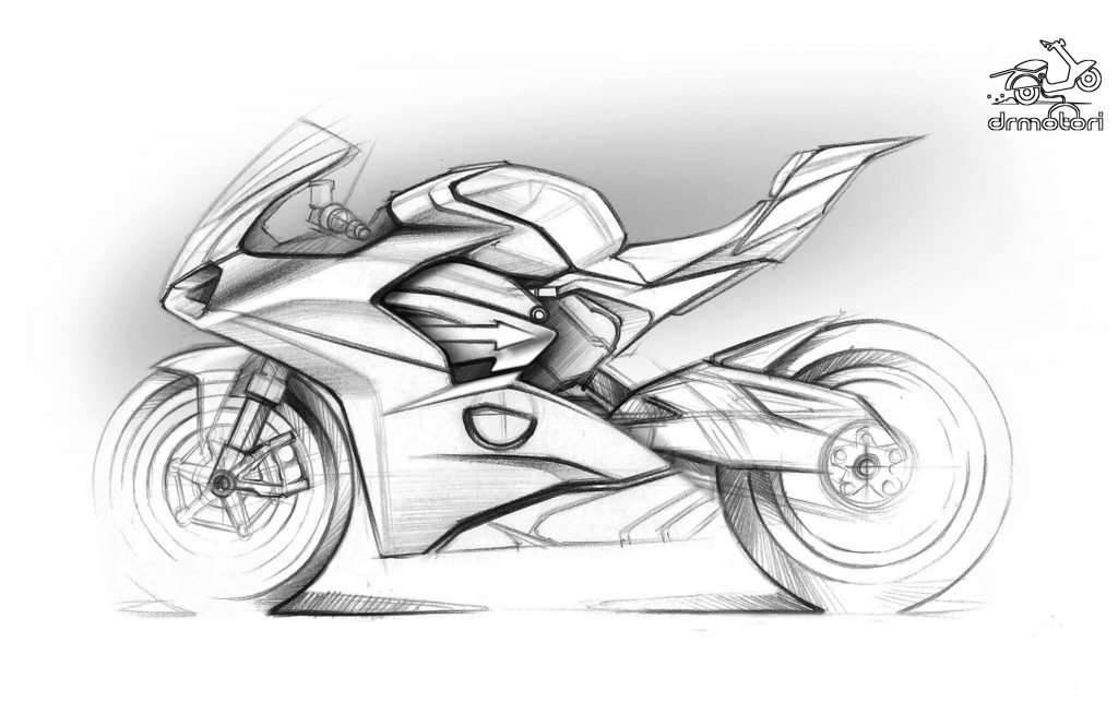 تأثیر ارتعاش موتور در طراحی موتورسیکلت
