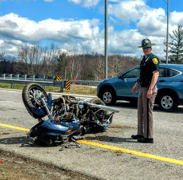 نکات مهم برای جلوگیری از تصادف موتورسیکلت