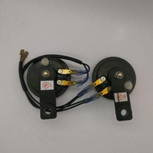 بوق موتور سیکلت اونومیندا مدل AP180 مناسب برای آپاچی بسته 2 عددی